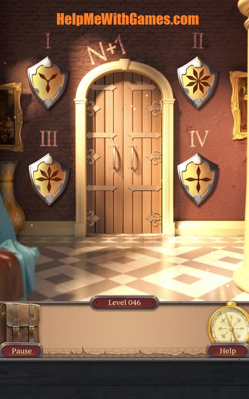 Conundrum 100 Doors Challenge 2 Walkthrough Level 46