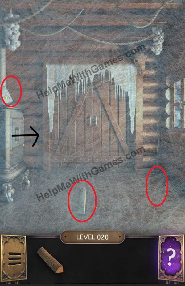 100 Doors Challenge Walkthrough Level 20 Helpmewithgames