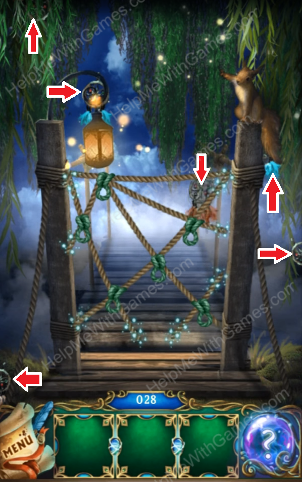 100 Doors The Mystic Christmas Level 28 Helpmewithgames