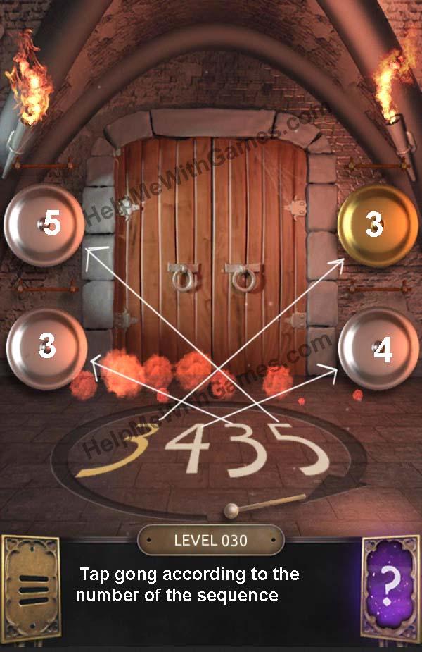 100 Doors Challenge Walkthrough Level 30 Helpmewithgames