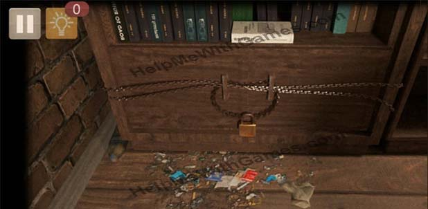 The Hermit Room Escape Walkthrough