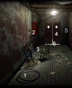 Spotlight Room Escape Fate Walkthrough